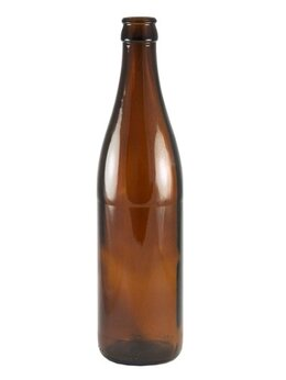 Бутылки - Бутылка 0,5 л ПИВНАЯ (коричневая), 0