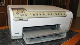 Принтеры и МФУ - МФУ HP Photosmart C 6283, 0