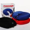 Массажная подушка для шеи антистрес по цене 950₽ - Массажные матрасы и подушки, фото 0