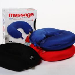 Массажные матрасы и подушки - Массажная подушка для шеи антистрес, 0