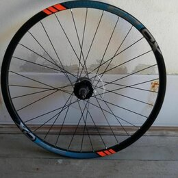 Обода и велосипедные колёса в сборе - Колесо от велосипеда, 0