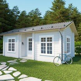 Готовые строения - Готовый дом или баня из профилированного или клеенного бруса проект LH 300, 0