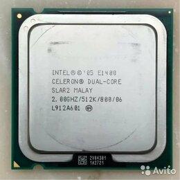 Процессоры (CPU) - Процессоры Intel Celeron E1400 775 сокет, 0
