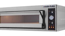 Жарочные и пекарские шкафы - Печь для пиццы Resto Italia TR 4H, 0