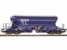 Детские железные дороги - Закрытый саморазгружающийся вагон-хоппер Piko…, 0