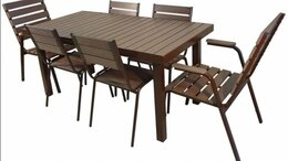 Комплекты садовой мебели - Уличная мебель для гостиниц и дома, 0