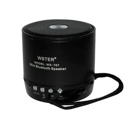 Портативная акустика - Новая Портативная колонка WS-767 Bluetooth, 0