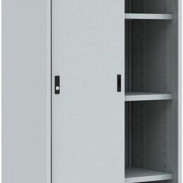 Шкафы для документов - Шкаф архивный металлический ШАМ-11.К (1860х960х450мм), 0