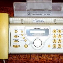 Факсы - Факс Sharp FO-A560, 0