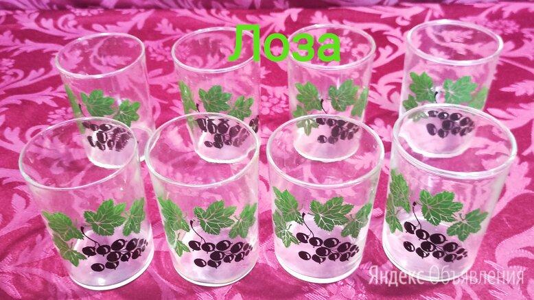 Стаканы Лоза по цене 200₽ - Бокалы и стаканы, фото 0