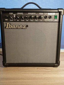 Гитарное усиление - В резерве - Гитарный Комбо Усилитель Ibanez…, 0