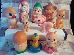 Фигурки и наборы - Коллекционные резиновые игрушки из СССР., 0