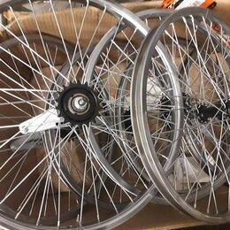 """Обода и велосипедные колёса в сборе - Вело колесо 20"""" в сборе  переднее и заднее Новое, 0"""