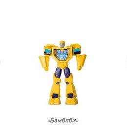 Роботы и трансформеры - Игрушка из макдональдс Трансформер Бамблби, 0