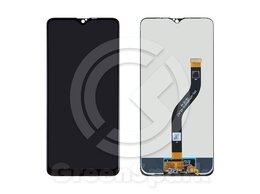 Дисплеи и тачскрины - Дисплей для Samsung A207F Galaxy A20s  +тач черны, 0
