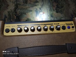 Оборудование для звукозаписывающих студий - Гитарный усилитель., 0
