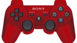 Рули, джойстики, геймпады - Геймпад на Sony Playstation 3 беспроводной, 0