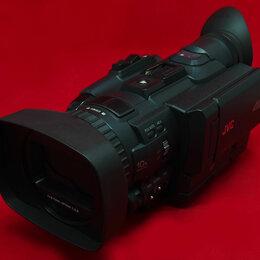 Видеокамеры - JVC HMQ10 4K , 0