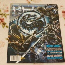 Журналы и газеты - Журнал Retro Videogame Magazine, 0