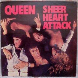 Виниловые пластинки - QUEEN   1974   Sheer  heart  attack , 0