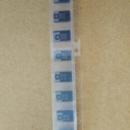 Радиодетали и электронные компоненты - Танталовые SMD-конденсаторы 330мкф х 2,5в тип D, 0