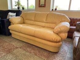 Диваны и кушетки - диван Венеция кожаный, 0