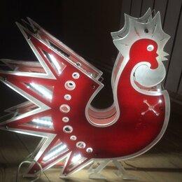 Украшения для организации праздников - Петух светящийся новогодний, 0