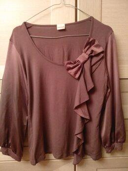 Блузки и кофточки - Блузка 48 р. Состояние идеальное., 0