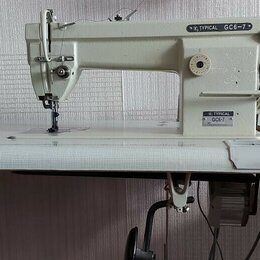Швейные машины - Швейная машина typical GC6-7, 0