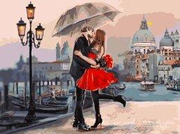 Раскраски и роспись - Картины по номерам Свидание в Венеции 40х50 см, 0