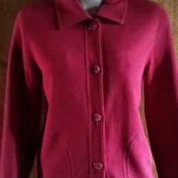 Куртки - Ветровка летняя тканевая красная р. 46-48 новая Турция, 0