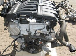 Двигатель и топливная система  - Двигатель Фольксваген Туарег 3.6 cmta комплектный, 0