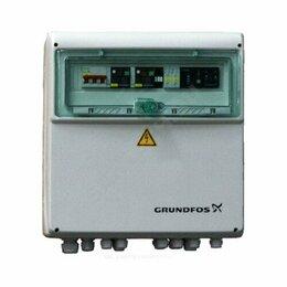 Насосы и комплектующие - Шкаф управления Grundfos Control LC108.400.3.12…, 0