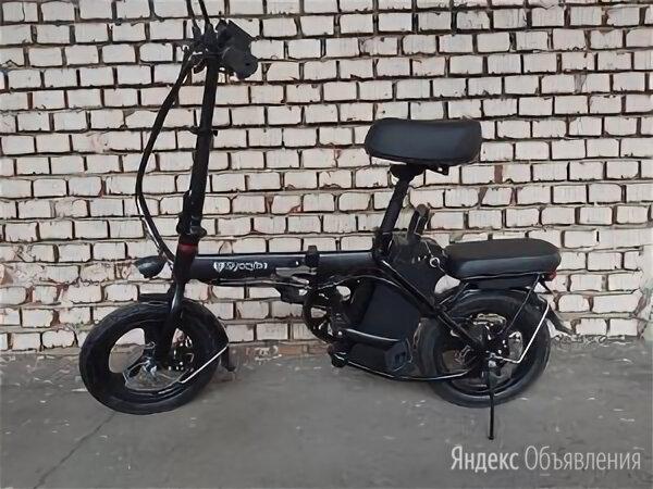 Электровелосипед Сициба Мимик по цене 43900₽ - Мототехника и электровелосипеды, фото 0