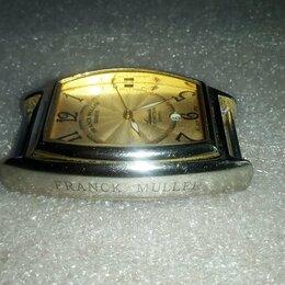 Наручные часы - Часы Franck Muller Geneve №503, 1932, 0