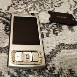 Мобильные телефоны - Nokia N95-1, 0