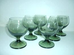 Бокалы и стаканы - Бокалы из черного стекла, 0