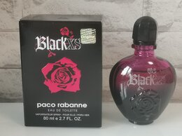 Парфюмерия - Туалетная вода Paco Rabanne Black XS , 0