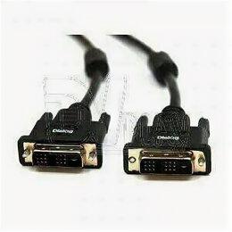 Компьютерные кабели, разъемы, переходники - Кабель DVI - DVI 1,8 м Dialog, 0
