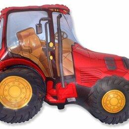 Модели - Трактор, красный, 0