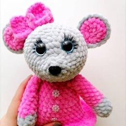 Мягкие игрушки - Мышка, 0