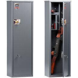 Сейфы - Сейф Aiko Чирок 1020 оружейный, 1000*300*200мм, (2ключевых замка), с трейзеро..., 0