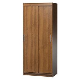 Шкафы, стенки, гарнитуры - Шкаф-купе Эконом 90х45 Орех, 0