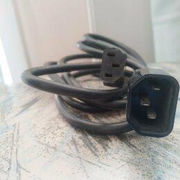 Компьютерные кабели, разъемы, переходники - Кабель питания, 0