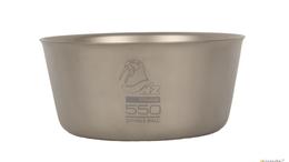 Тарелки - Двустенная пиала NZ Ti Double Wall Bowl 550 мл, 0
