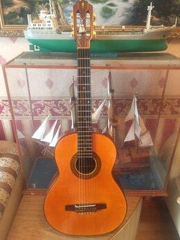 Акустические и классические гитары - Классическая гитара мастера, 0