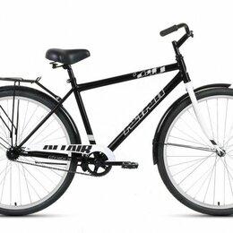 """Велосипеды - Городской велосипед ALTAIR City high 28 черный/серый 19"""" рама, 0"""
