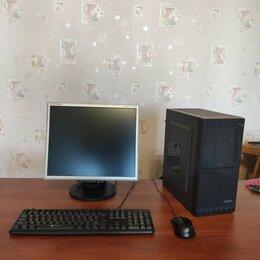 Настольные компьютеры - 💎Core i5, озу 8гб, компьютер в комплектации, 0