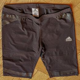 Шорты - Компрессионные шорты Adidas Climalite для бега и…, 0