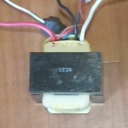Трансформаторы - Трансформатор 220-12 вольт , 0